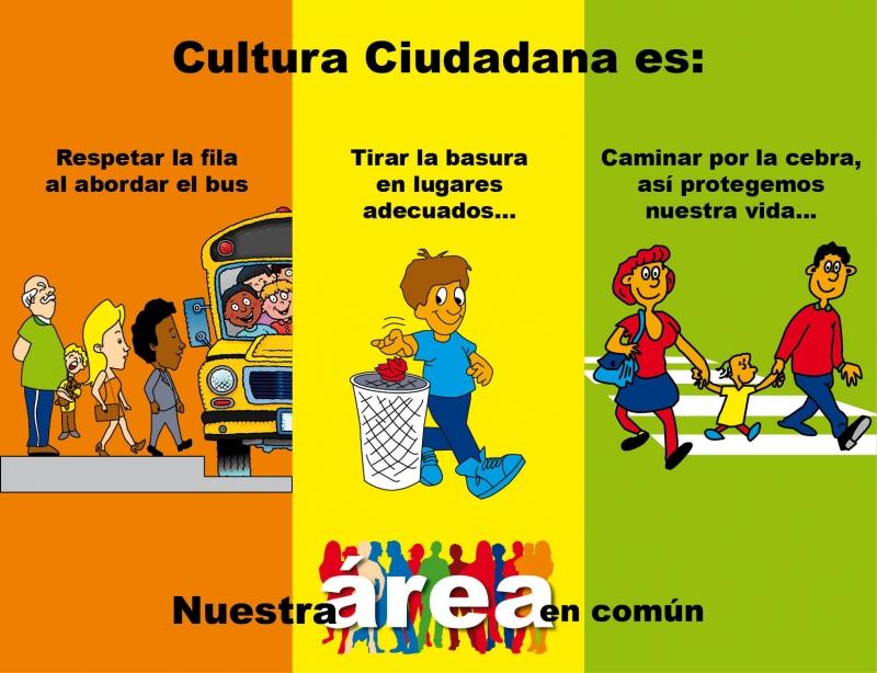 Concepto cultura ciudadana buenas practicas for Practica de oficina concepto